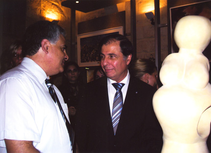His Excellency Dr. George Abela, President of Malta